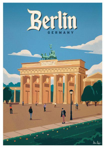 Alex Asfour - Berlin Brandebourg