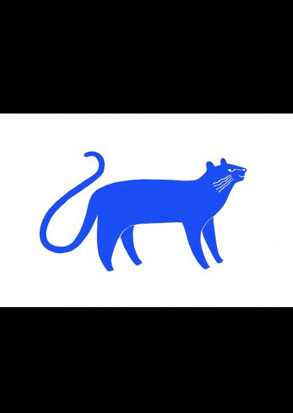 Agathe Singer - Blue Panther