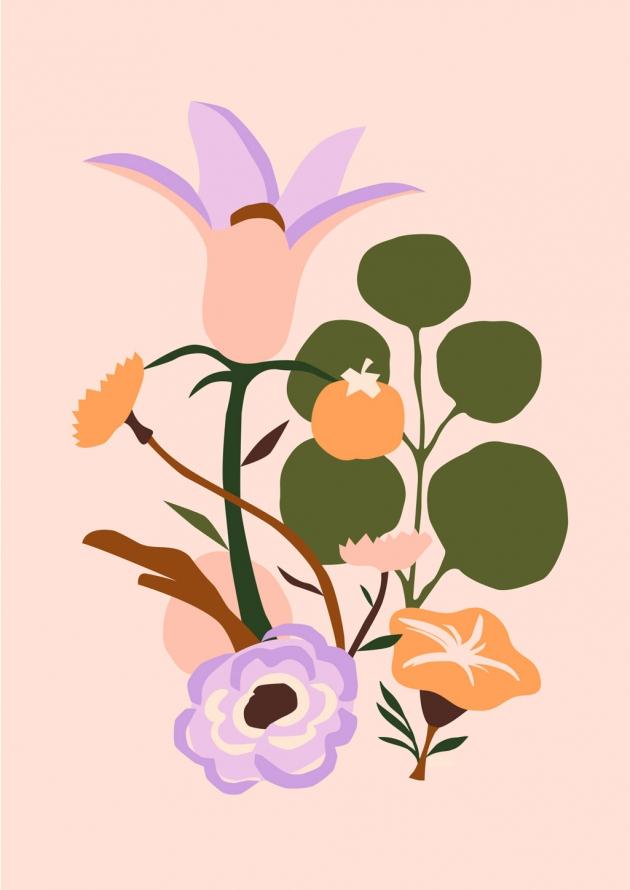 Alexandra de Assunçao - Bouquet comestible