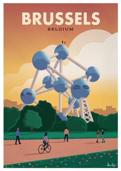 Alex Asfour - Bruxelles