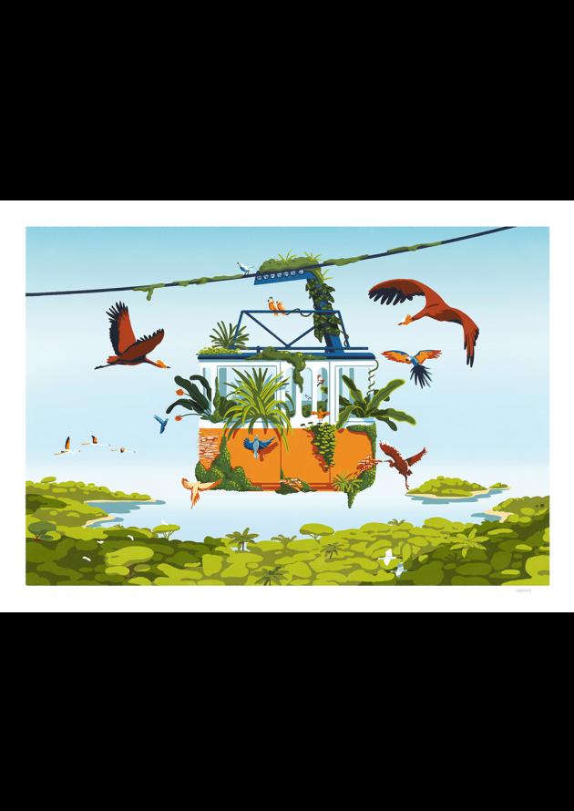 FagoStudio - La cabine aux oiseaux