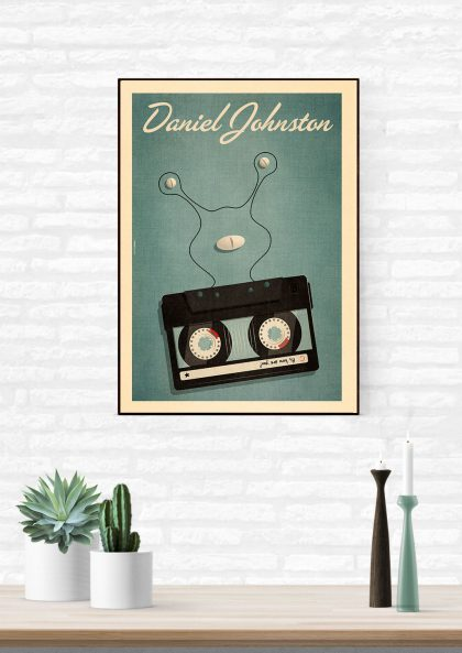 Mathieu Persan - Daniel Johnston