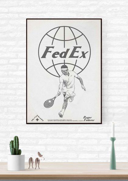 Zoran Lucic Roger Federer 1