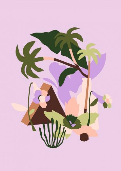 Alexandra de Assunçao - Herbes folles
