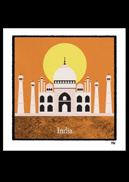 Marcus Walters - India