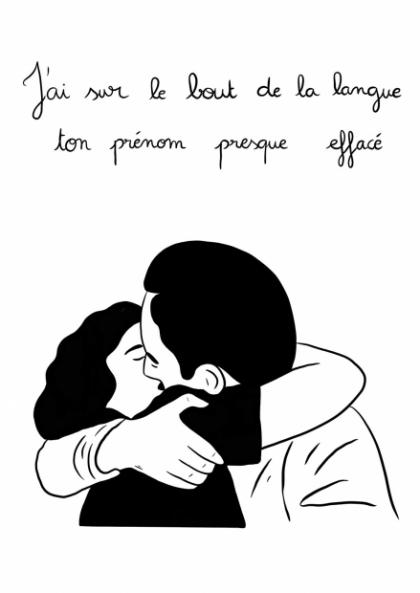 Cloé Bourguignon Jai sur le bout