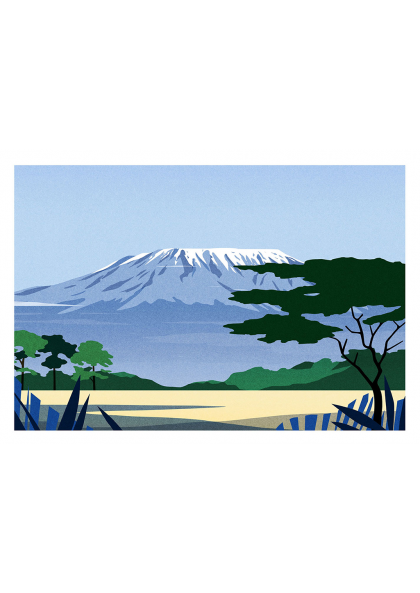 Julie Guillem - Kilimandjaro