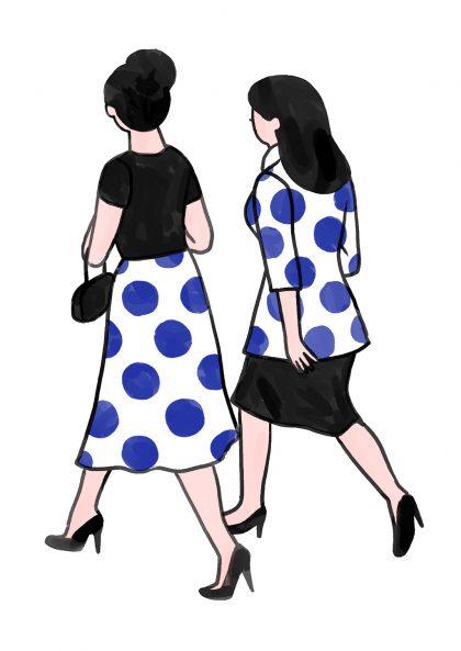 Lorraine Sorlet - Ladies walk