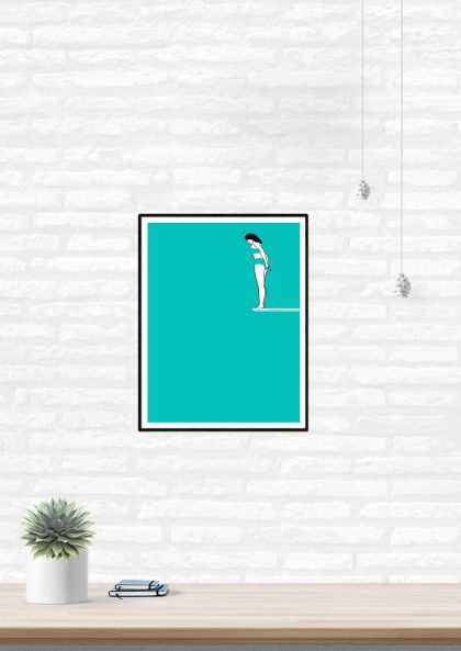 Agathe Sorlet Leap into the unknown