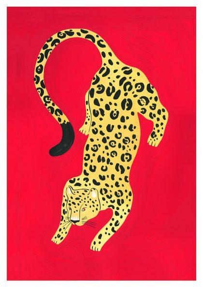 Agathe Singer - Leopard