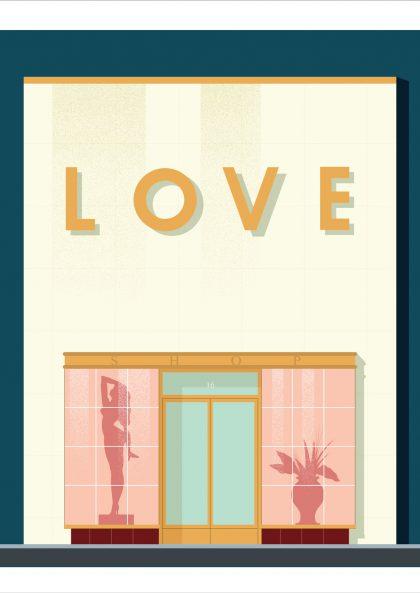 Nox - Love shop