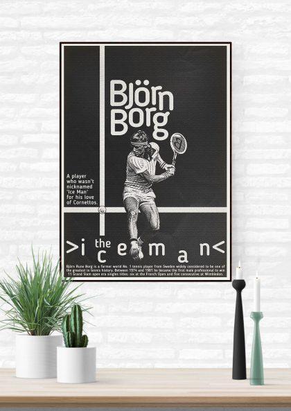 Zoran Lucic Bjorn Borg 3