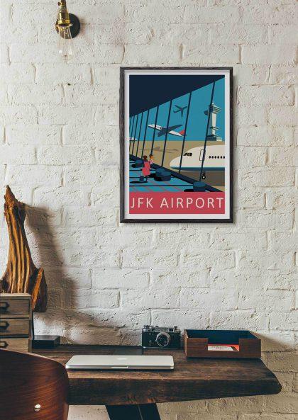 Paul Thurlby JFK Airport