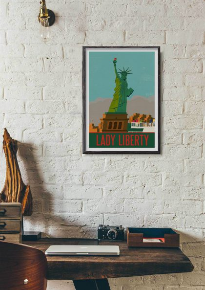 Paul Thurlby - Lady Liberty