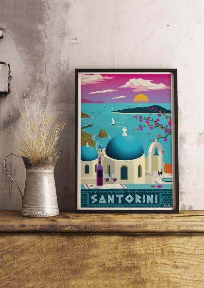 Alex Asfour Santorini
