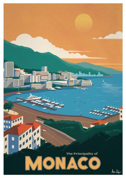 Alex Asfour - Monaco