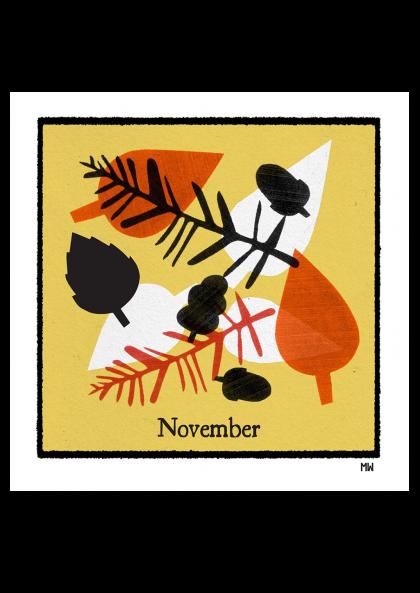 Marcus Walters - November