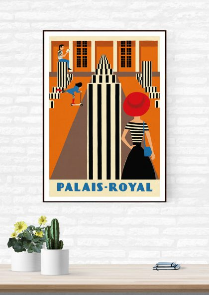 Paul Thurlby Palais Royal