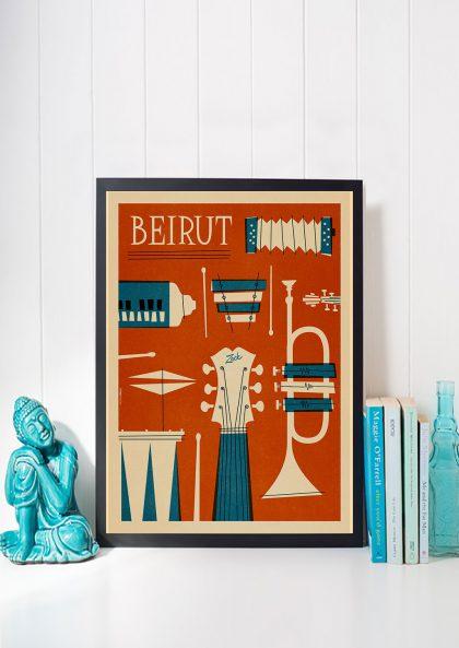 Mathieu Persan - Beirut