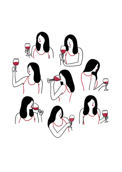 Agathe Sorlet Red wine
