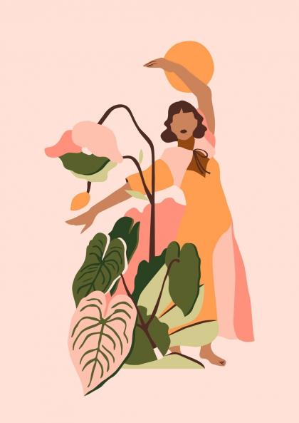 Alexandra de Assunçao - Réveil nature
