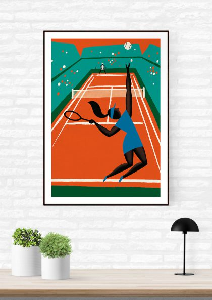 Paul Thurlby Roland Garros