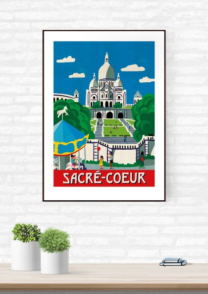 Paul Thurlby Sacre Coeur