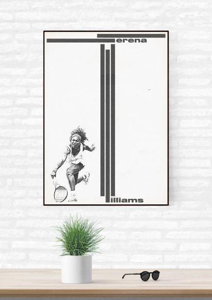 Zoran Lucic Serena Williams 1