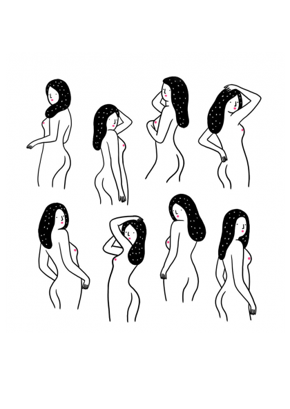 Agathe Sorlet - Shapes