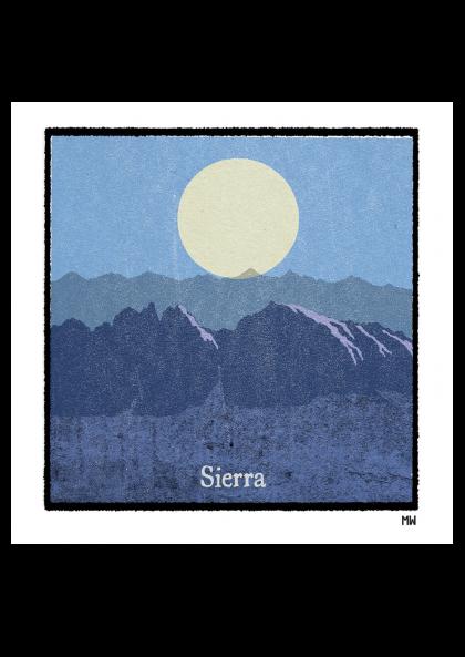 Marcus Walters - Sierra