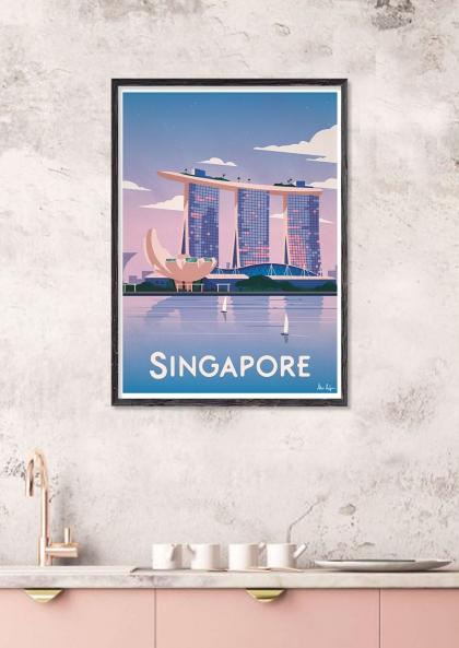 Alex Asfour Singapour