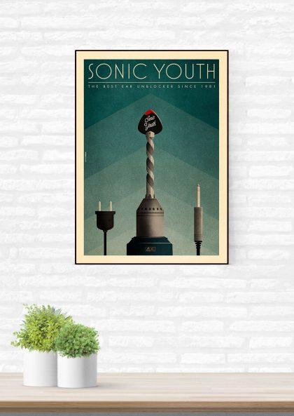 Mathieu Persan - Sonic Youth