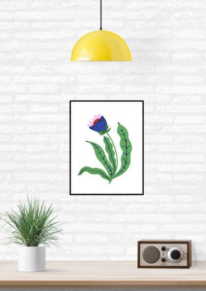 Agathe Singer Strange Flower