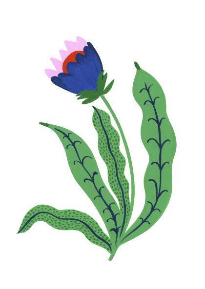 Agathe Singer - Strange Flower