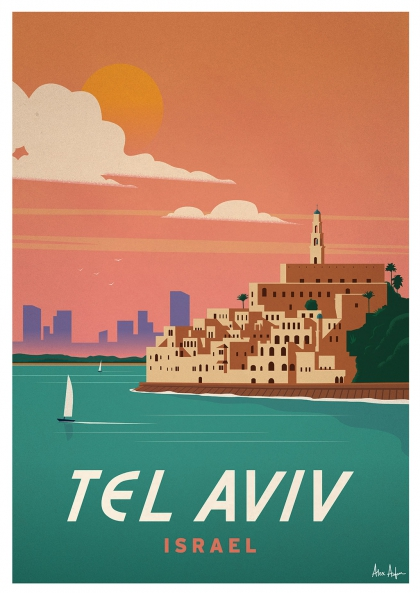 Alex Asfour - Tel Aviv
