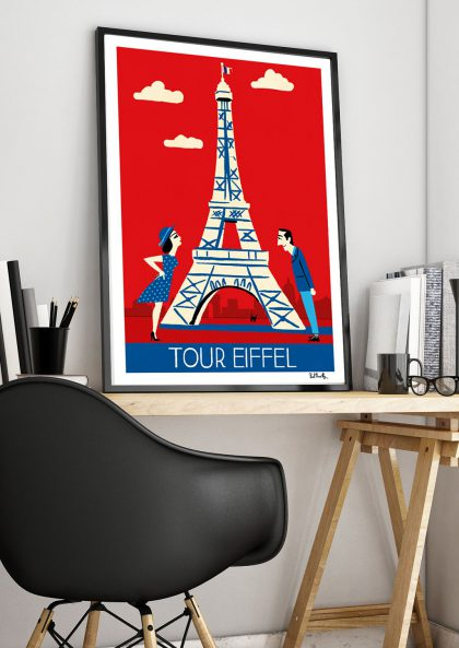 Paul Thurlby Tour Eiffel